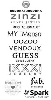 Tramontana, Levi's, FAB, BuddhaToBuddha, Oozoo, Guess, MY iMenso, Zinzi